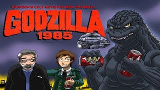 Brandon's Cult Movie Reviews: Godzilla 1985