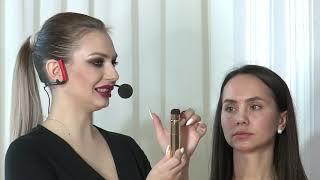Алена Терещенко Обучение праздничному макияжу