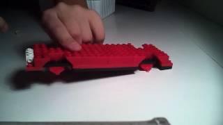 как сделать камаз из лего