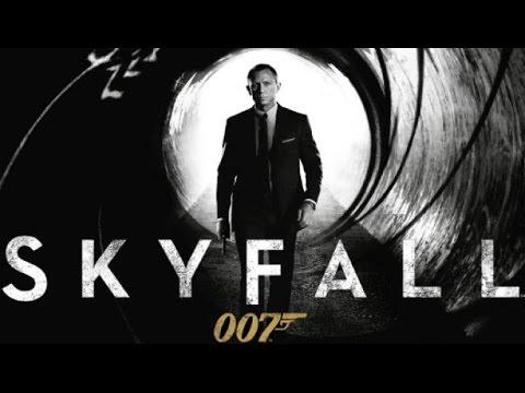Skyfall Netflix Commentary
