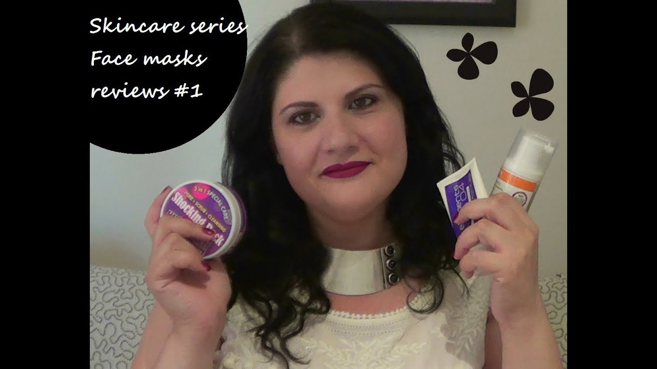 Skincare Series Face Masks Reviews 1 Gr Smugnificent Youtube Glamglow Supermud 50