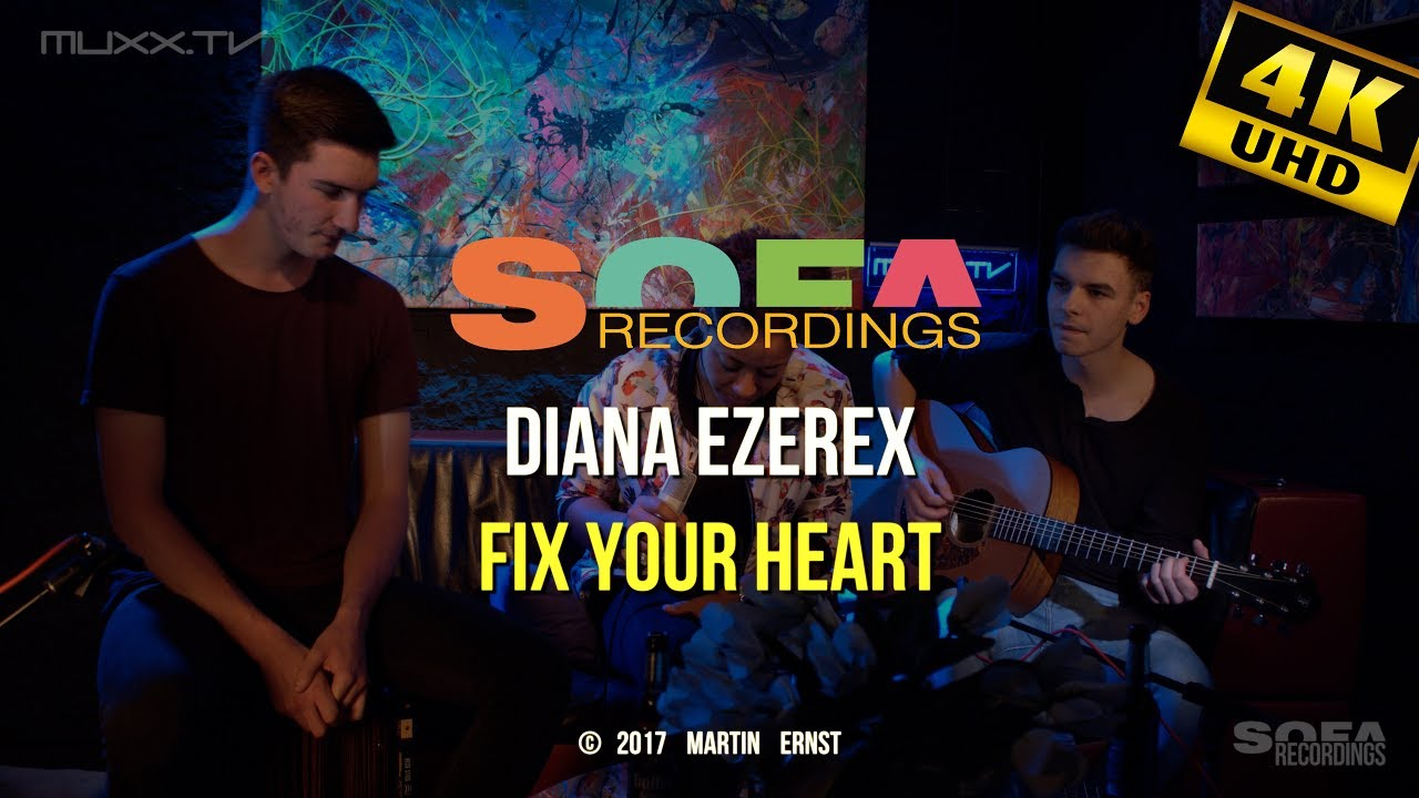 SofaRecordings Diana Ezerex
