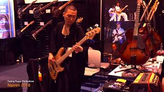 Farting Puppy Productions at Namm 2018