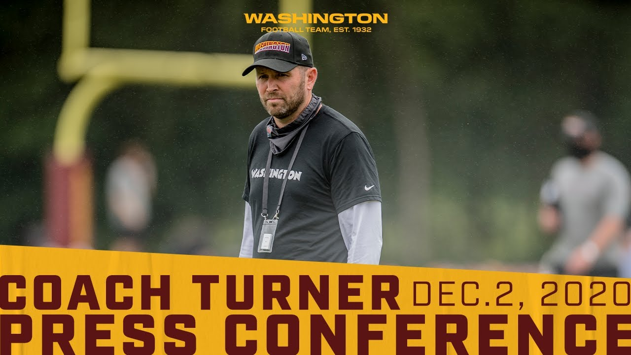 Interview: Washington Football OC Scott Turner