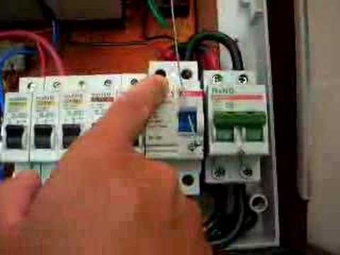 hqdefault elcb auto recovery youtube hager rccb wiring diagram at readyjetset.co