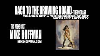 The Back To The Drawing Board Podcast - Mike Hoffman Interview