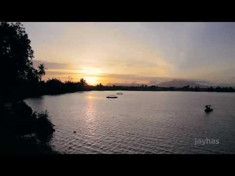 Kuching On The Sarawak River