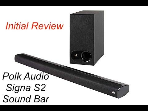 Review | Polk Audio Signa S2 Sound bar 2.1 with sub | Better than more $$$ soundbars