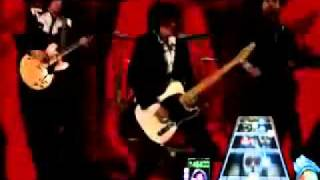 Guitar Hero Aerosmith - Shakin My Cage + Video Clip