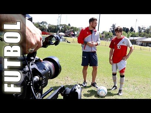 FÚTBOL (Backstage) de Disney ONCE & Football Tricks Online (Trucos & Jugadas)