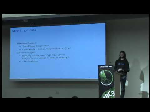 28c3: Reverse Engineering USB Devices