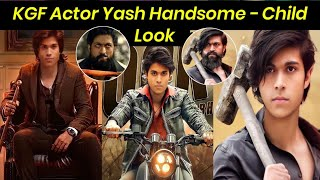 Yash Childhood Looks Photos|# Yash |#Handsome Look/#Young Photos| KGF Chapter 2 Yash Young Pictures