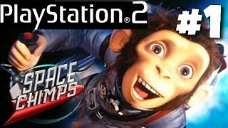 Space Chimps (PS2) - 100% QC | Partie 1 - Les skills de Merc
