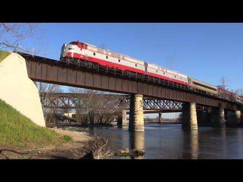 Iowa Pacific E9s In Chicagoland