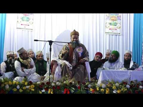 SYED MAKKI RASHID MIA 4 Rahamatulil Allamin Conference Kolkata Park Circus Noori Masjid