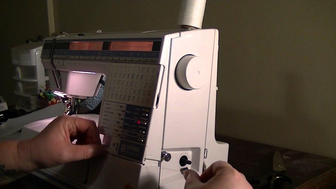 viking sewing machine bobbin