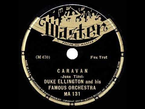 1937 HITS ARCHIVE: Caravan - Duke Ellington mp3