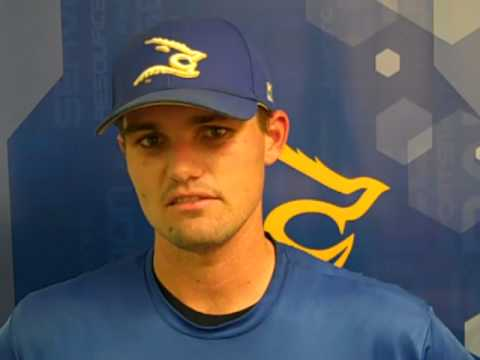 Lone Star Conference Pitcher of the Week Dan Rogers