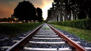 مقطع صوتي ثلاثي الأبعاد – محاكاة رحلة قطار في يوم ممطر