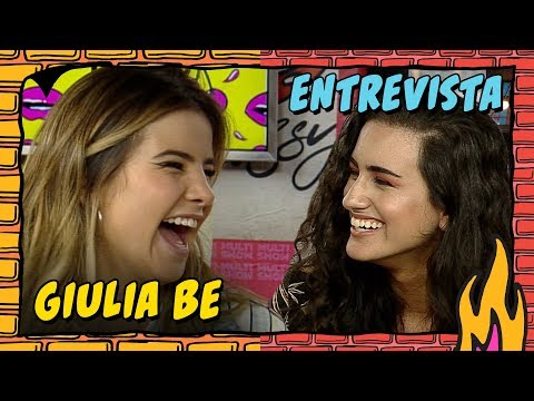 Day entrevista a cantora Giulia Be  Oh Happy Day  LollaBR 2019  Multishow