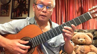 Love Is Blue - L'amour Est Bleu (André Popp - Arr. Hoàng Bảo Tuấn) - Guitar Solo by Hoàng Bảo Tuấn