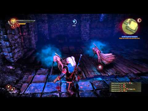Let's Play The Witcher 2 - Part 24 - In the Claws of Madness [BLIND] (PC) (Enhanced Edition)