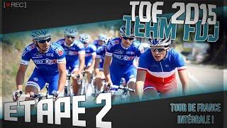 Tour de France 2015 | Etape 2 | Utrecht - Zélande