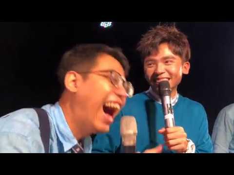 [Stand Up!脫口秀] 鬥嘴臺北場-懲罰時間:講諧音冷笑話 - YouTube