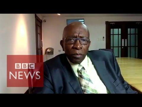 FIFA Corruption Inquiry: Jack Warner responds - BBC News