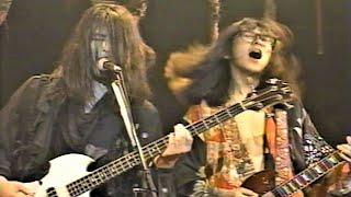 渋谷公会堂 1991年4月21日 和嶋慎治 - ギター、ボーカル 鈴木研一 - ベ...