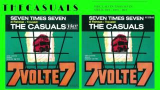 Download The Casuals | Seven Times Seven - Hey-Hey-Hey MP3 song and Music Video