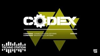 Spartaque - Channels (Steve Mulder Remix) [Codex]