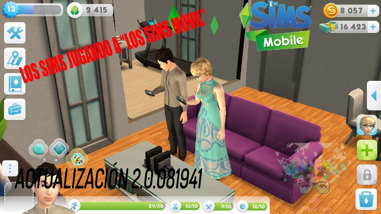 The Sims 2 Mobile Review