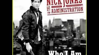 Nick Jonas Who I Am lyrics + Download Mp3