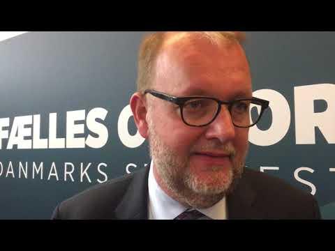 Energi-, forsynings- og klimaminister Lars Chr. Lilleholt