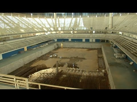 The Rio Olympics Were Only A Year Ago, But The Venues Look Like They've Been Deserted For Decades