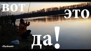 Рыбалка на фидер(Лучшая рыбалка на фидер весной. Рыбалка на фидер на реке Днепр и Десне. Тестирую самодельную прикормку с..., 2016-02-26T17:56:22.000Z)
