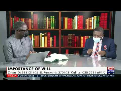 Save your testament drafts to save your credibility – Kweku Paintsil advises Lawyers