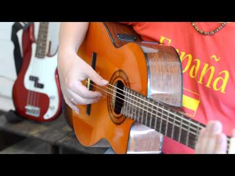 Уроки игры на гитаре Постановка рук