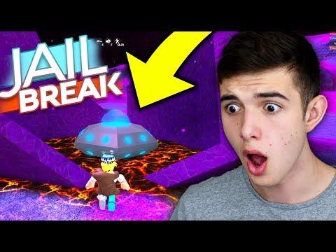 *NEW* JAILBREAK ALIEN UFO UPDATE IS HERE!! (Roblox Jailbreak)
