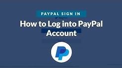 How to Log into PayPal Account | How to Sign into PayPal Account 2020