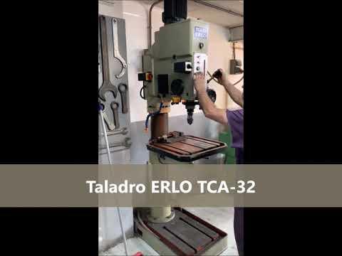 Taladro de columna ERLO TCA 32 - CECAMASA
