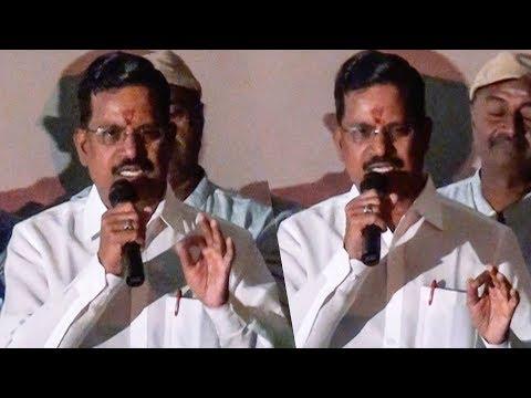 """My Son is capable to do 100CR budget""| Kalaipuli S Thanu | Indrajith Audio Launch | TN - 312"