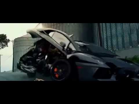 Transformers Age Of Extinction Lamborghini Aventador