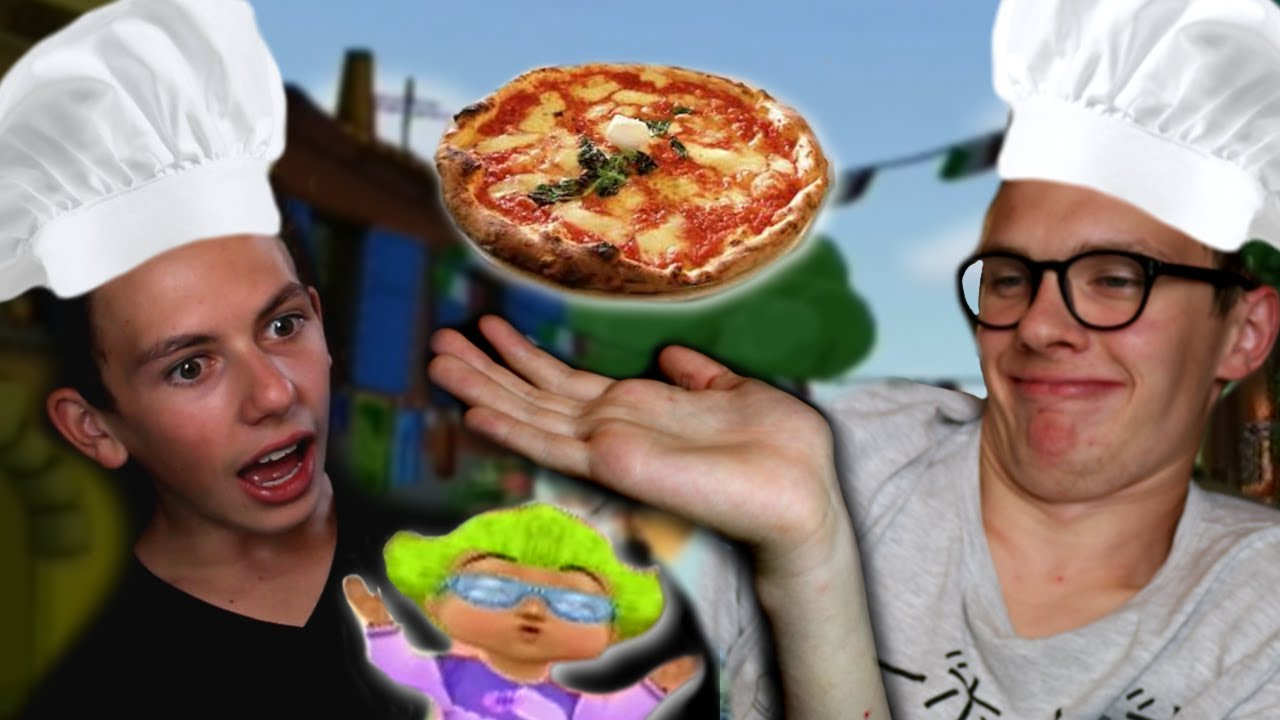 Pizzabäcker Spiele