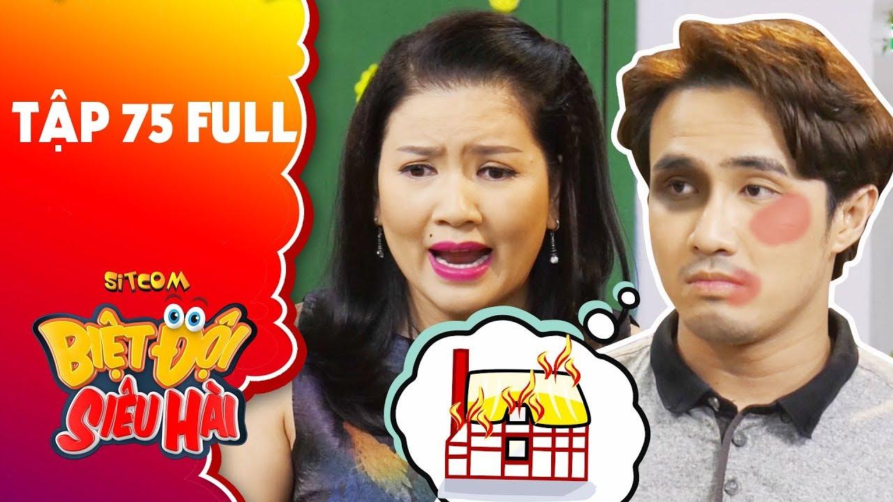 Biệt đội siêu hài | tập 75 full: Huỳnh Lập bị Ngọc Trinh