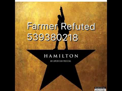 More Hamilton Roblox Music Code Ids Youtube