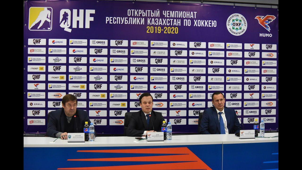 Пресс-конференция тренеров после двух матчей \