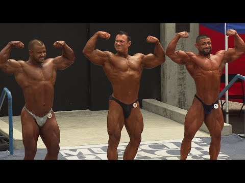 Tony Huge Prejudge at Muscle Beach - July 4, 2019