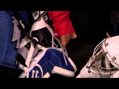 NHL Hockey Skills: Goalie Equipment From Canadian Tire Hockey School